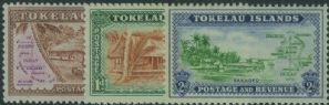 TOK SG1-3 Definitive set of 3